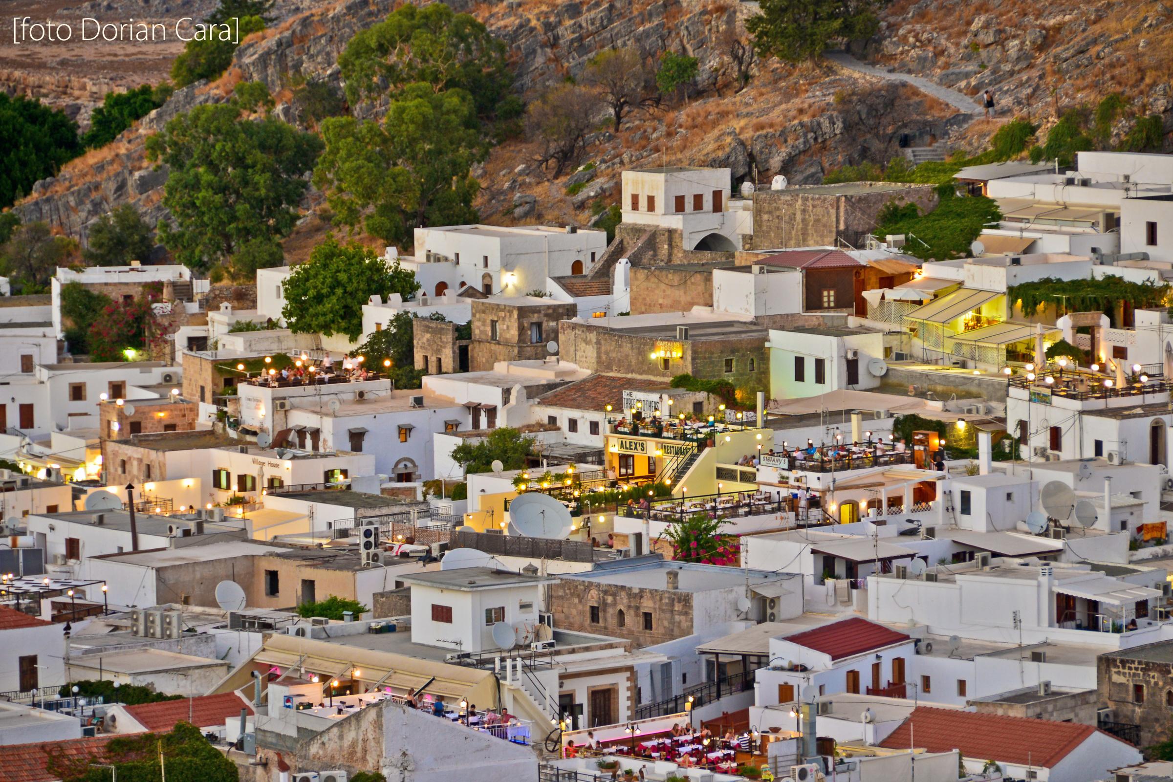 Rodi, l'isola più bella del Dodecaneso